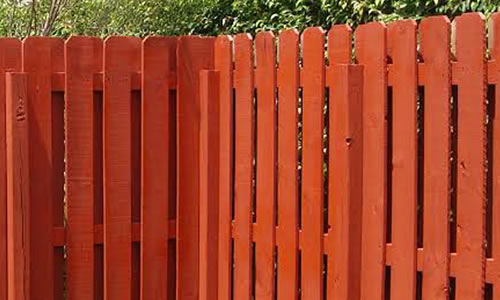 Fence Painting in Arlington TX Fence Services in Arlington TX Exterior Painting in Arlington TX